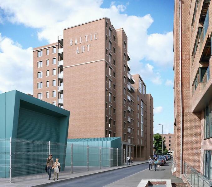 Art Apartments Liverpool ...