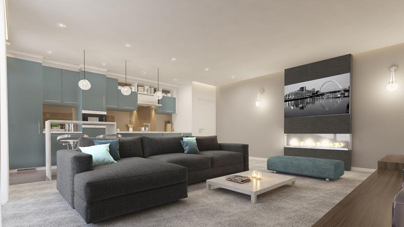 Hilux Apartments Glasgow
