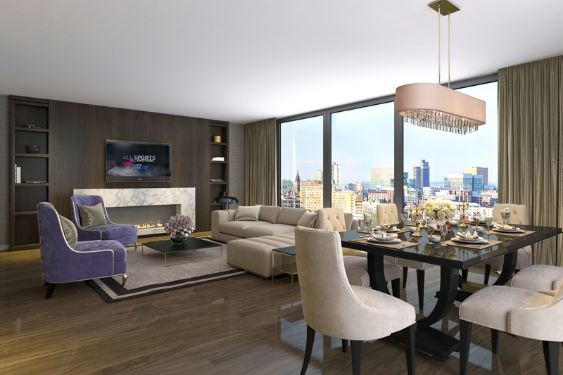 ... Hilux Serviced Apartments In Manchester ...