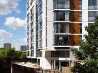 Hill Quays Apartments Manchester